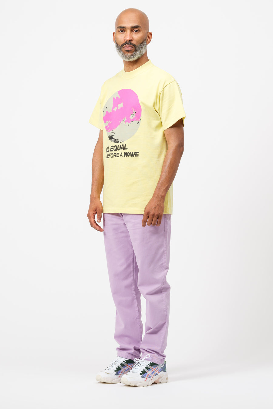 AMBUSH All Equal T-Shirt in Yellow - Notre