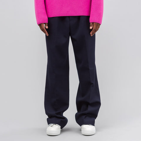 Ami Large Pant in Navy - Notre
