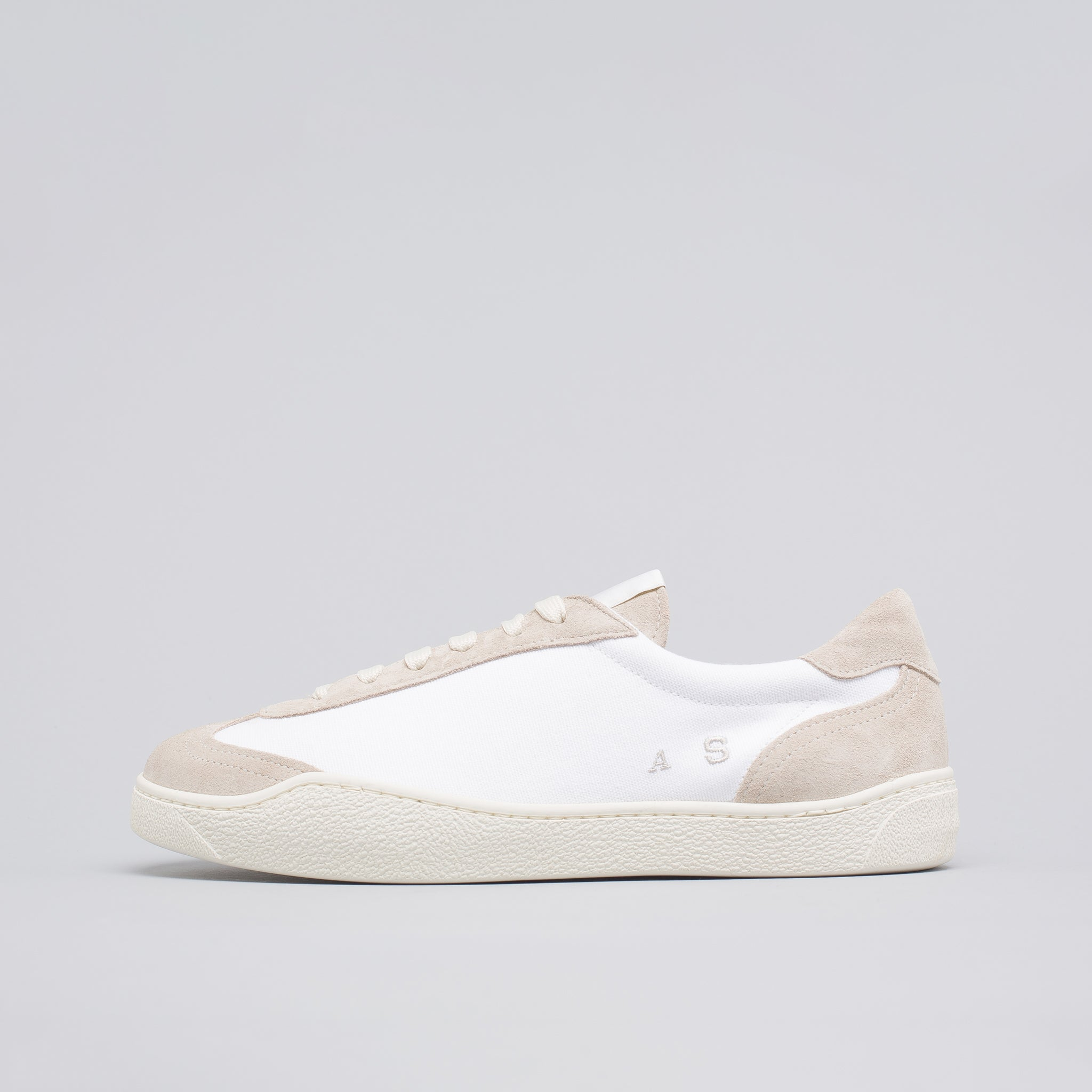 2bc95ab09738c Acne Studios Lars Canvas Shoe in White