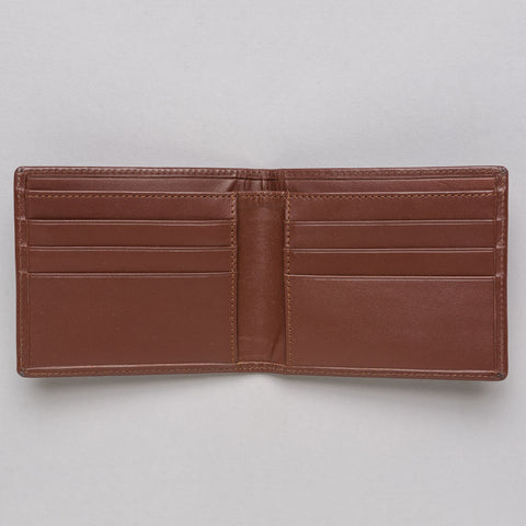 APC Aly Wallet in Brown - Notre