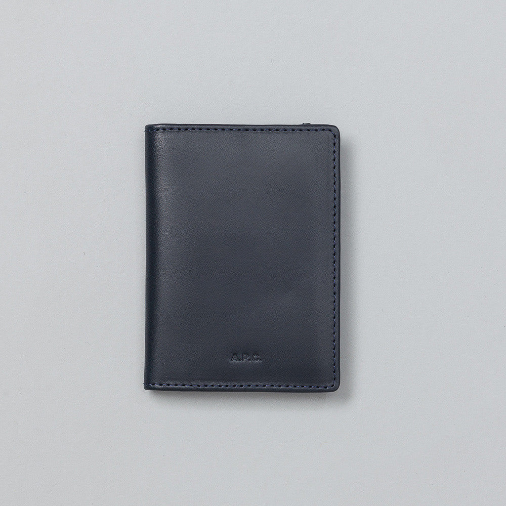 Andrew Cardholder in Dark Navy