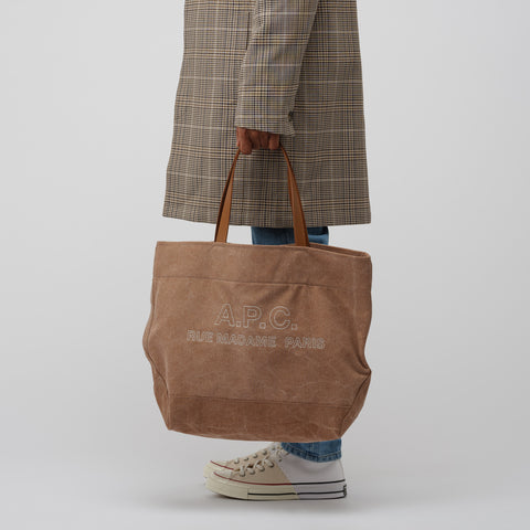APC Igor Bag in Brown - Notre
