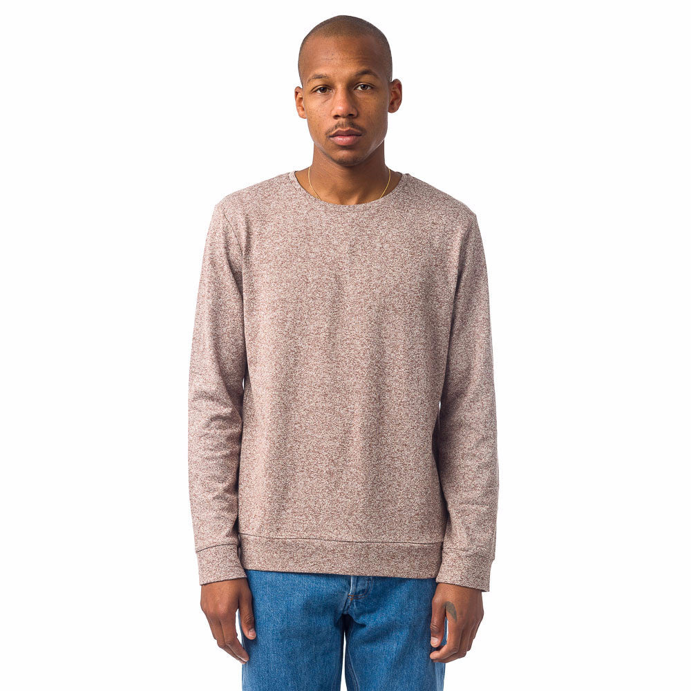 APC - Coast Sweatshirt in Nut Brown - Notre - 1