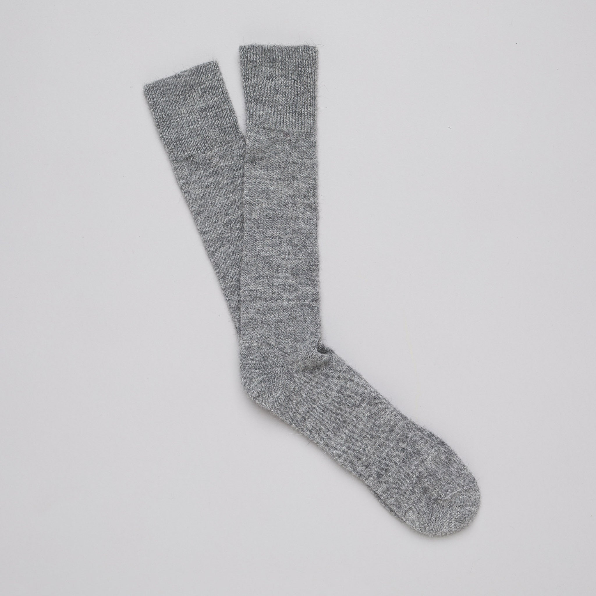 Harry Socks in Grey