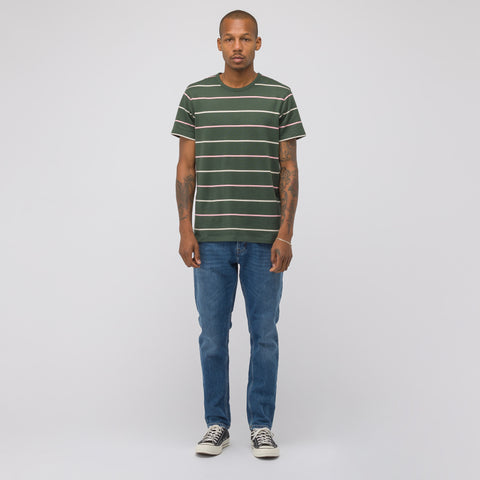 APC Jimmy T-Shirt in Military Kaki - Notre