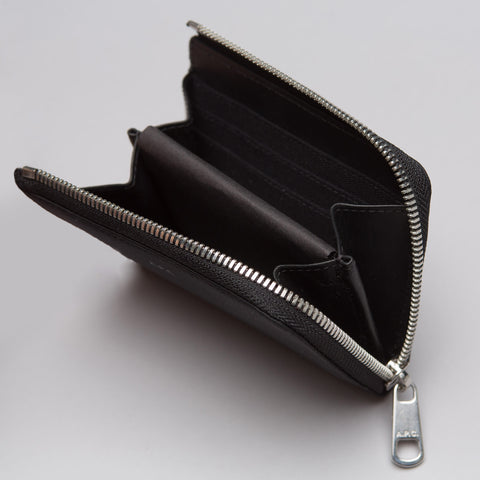 APC Julian Wallet in Black Nylon - Notre