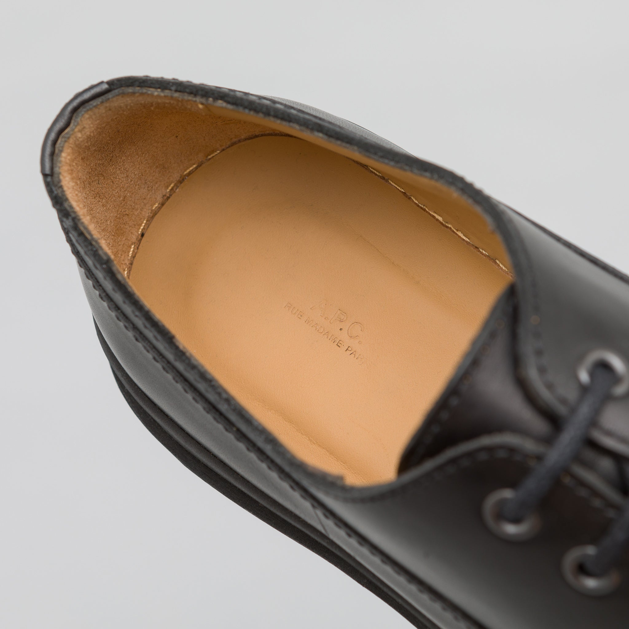 Leopold Shoes in Black