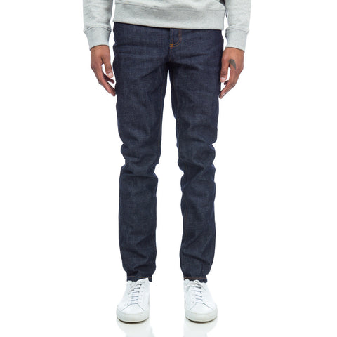 APC - Low Standard Raw Denim in Indigo - Notre - 1