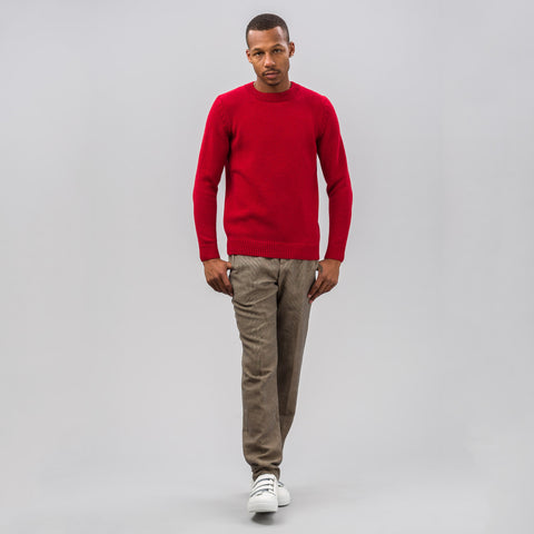 APC Milord Wool-Cashmere Sweater - Notre