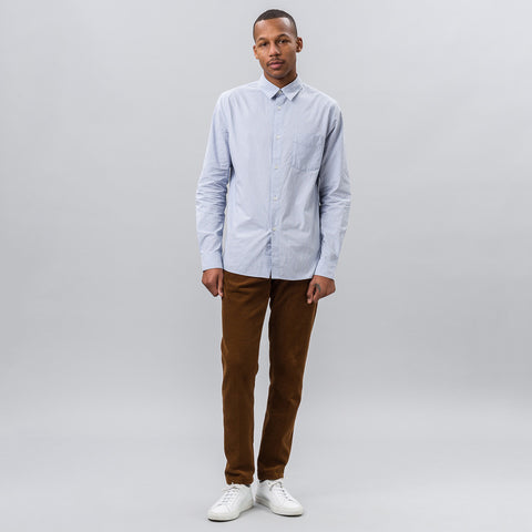 APC Oliver Shirt in Blue - Notre
