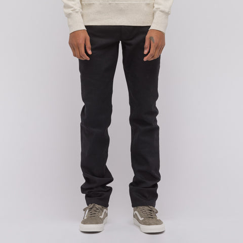 APC Petit Standard Japanese Stretch Denim in Black - Notre
