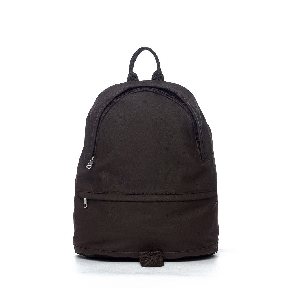 APC - Stefan Backpack in Dark Brown - Notre - 1