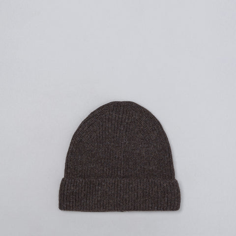 APC Stig Knit Hat in Brown - Notre