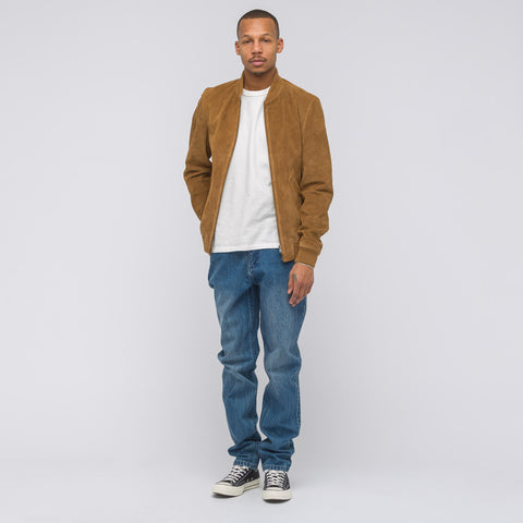 APC The Ferris Jacket in Tobacco - Notre