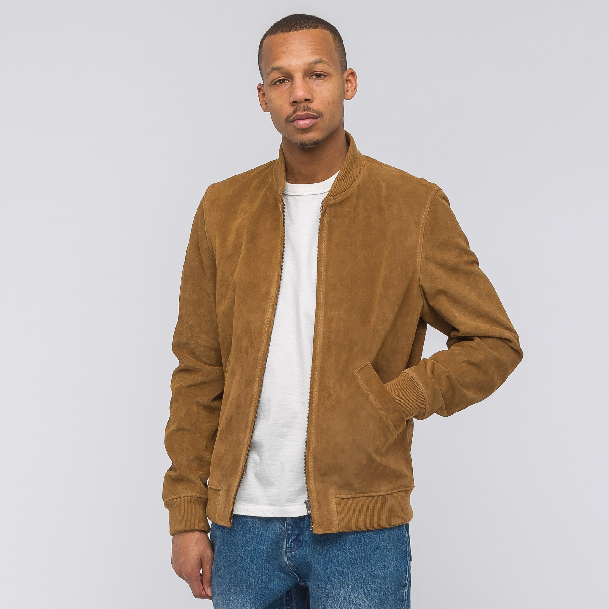 The Ferris Jacket in Tobacco