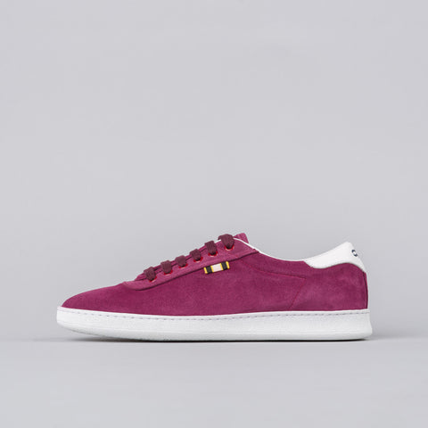 Aprix APR002 Suede Low in Port - Notre