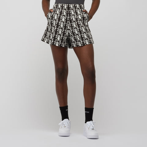 Ashley Williams Tropic Shorts in Artefact - Notre