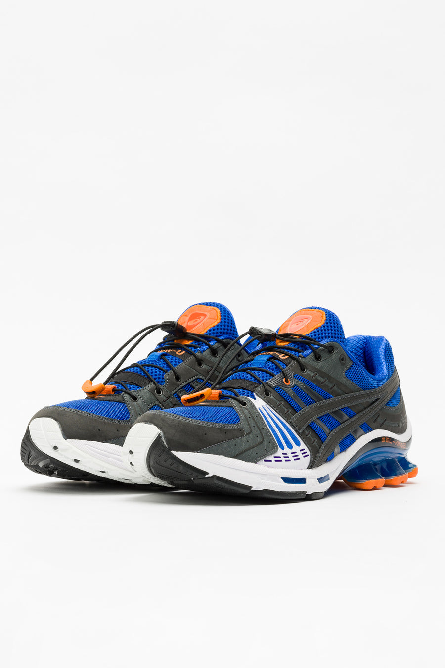 ASICS AFFIX Gel Kinsei OG in Illusion Blue/Dark Grey - Notre