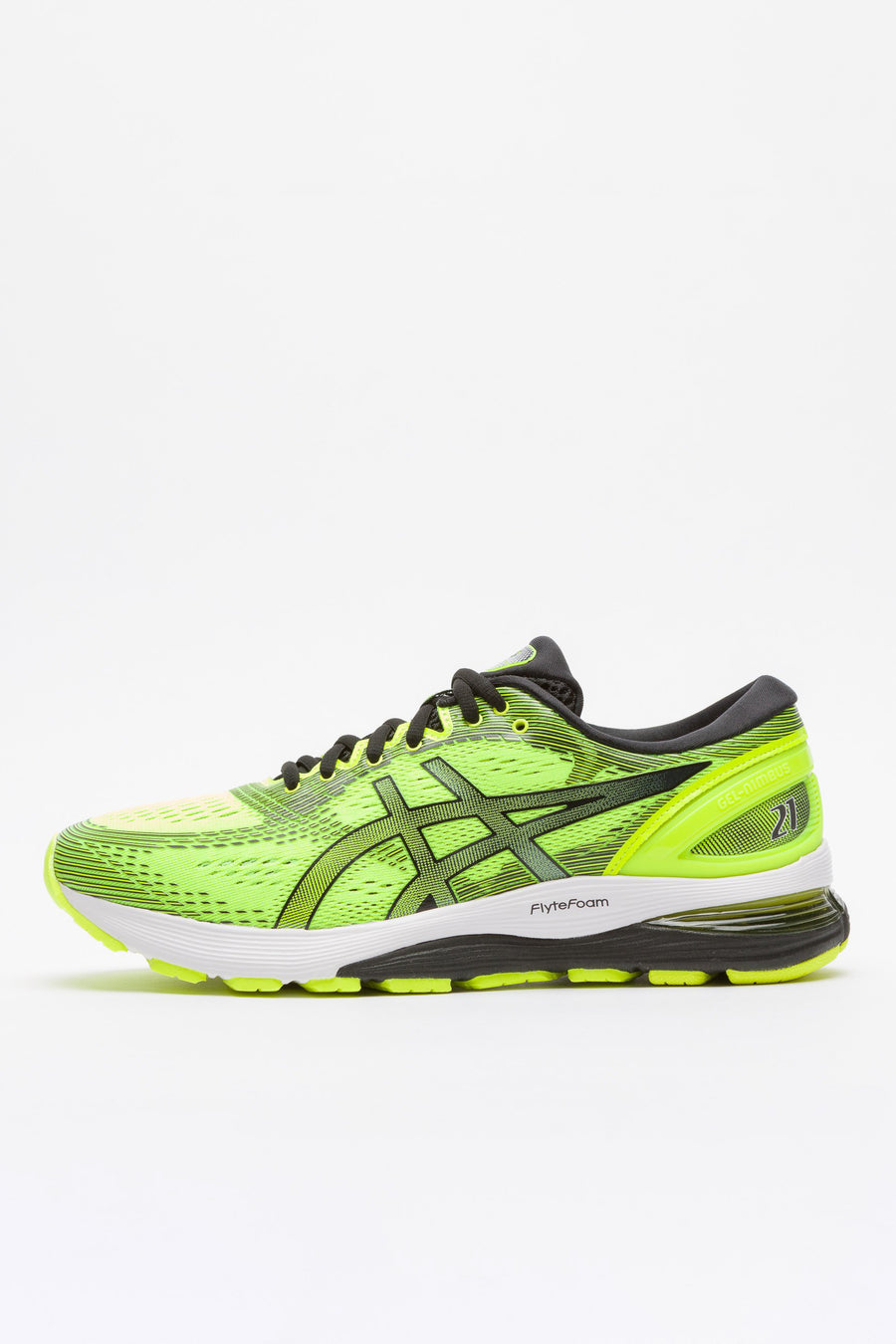 on wholesale special discount best selection of 2019 Gel Nimbus 21 in Safety Yellow/Black