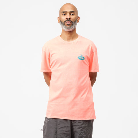 Awake NY Mack T-Shirt in Orange - Notre