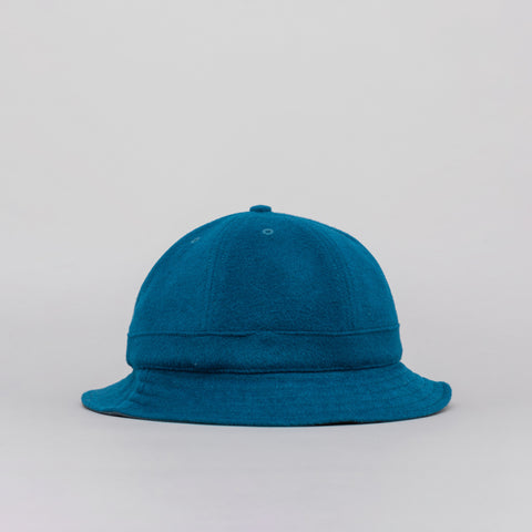 Bianca Chandon Crusher Hat in Dark Teal - Notre