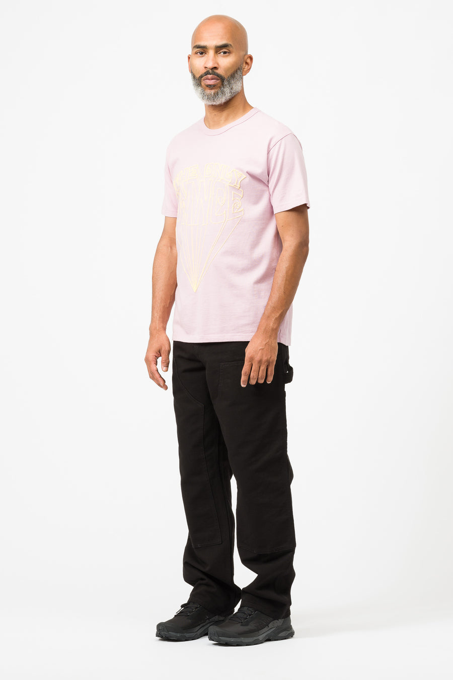 Bianca Chandon Dance S/S T-Shirt in Pink - Notre