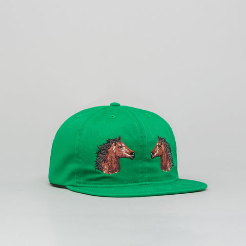 Bianca Chandon Two Horses Hat in Forest - Notre
