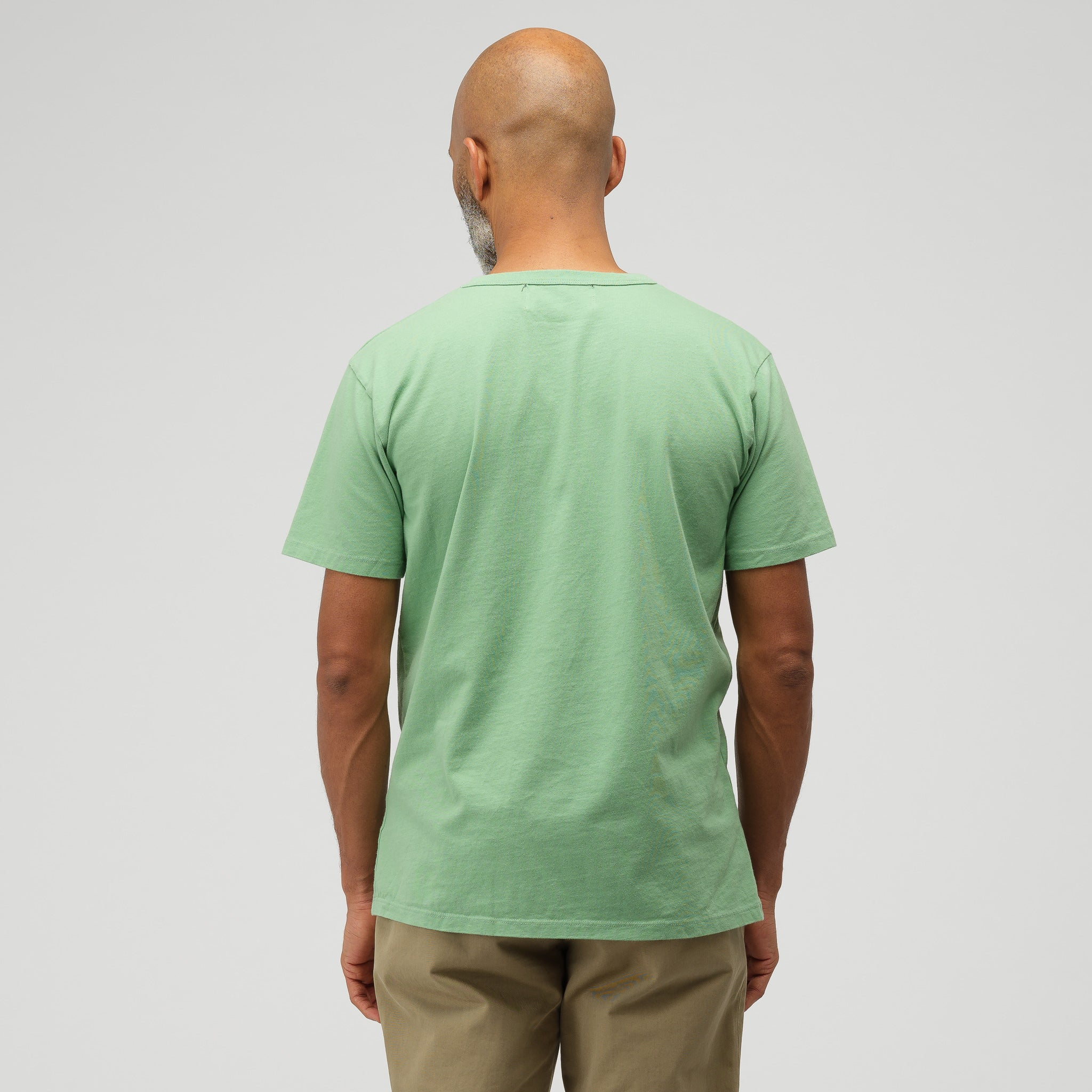 Logo T-Shirt in Green