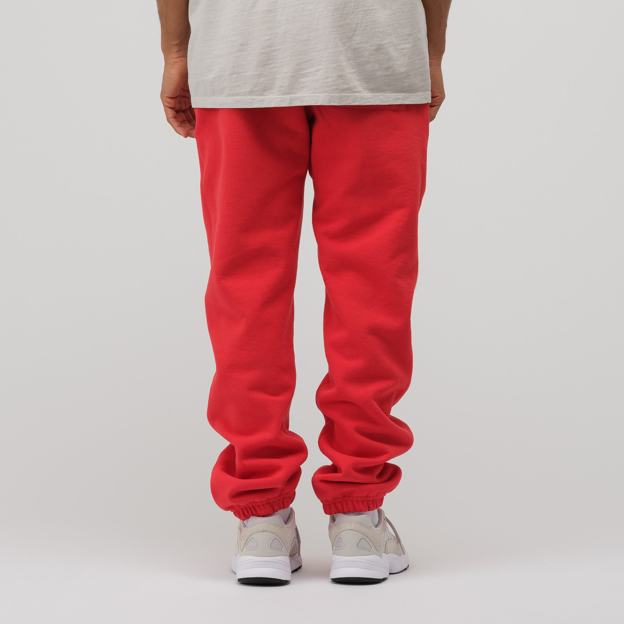 a0b45e91fb52d5 Bianca Chandon Lover Sweatpants in Red/Red   Notre