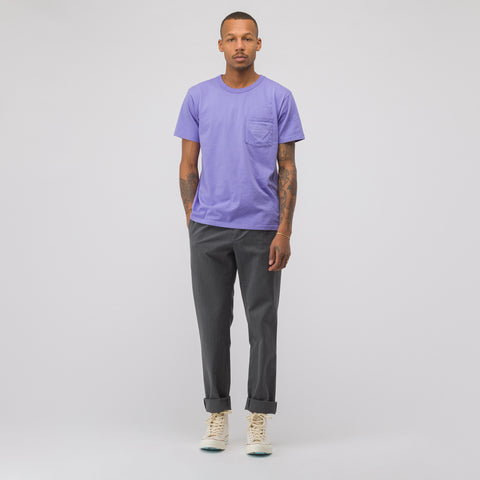 Bianca Chandon Western Pocket T-Shirt in Lavender - Notre