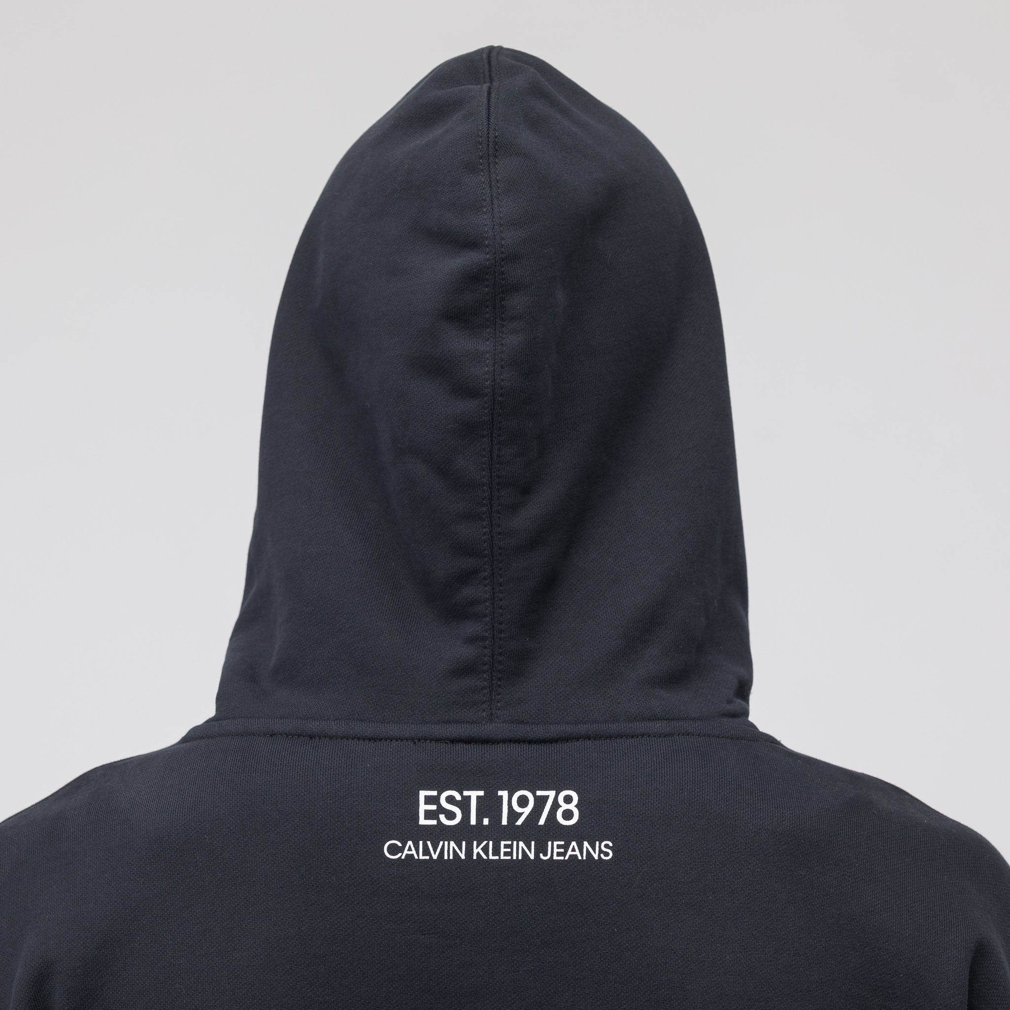 Brooke Embroidery Hoodie in Black