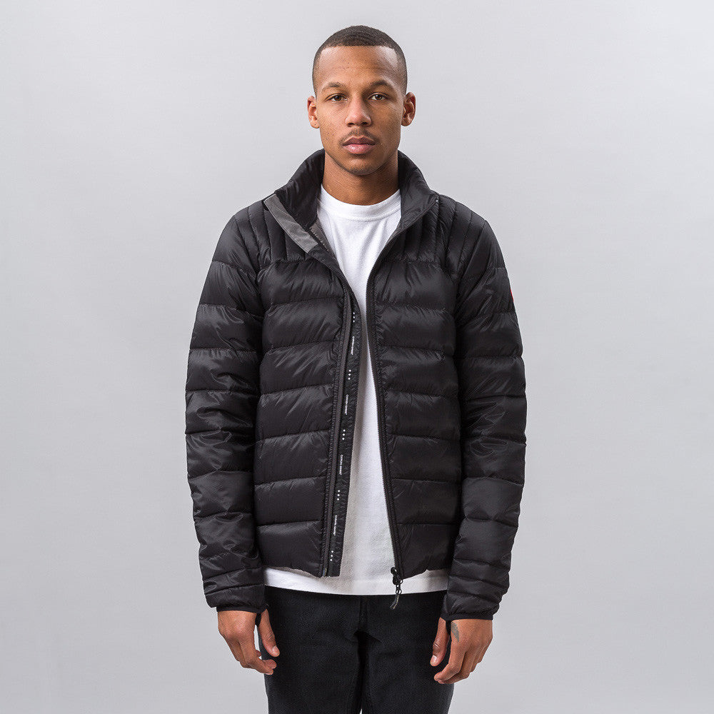 Canada Goose Brookvale Jacket in Black Notre 1
