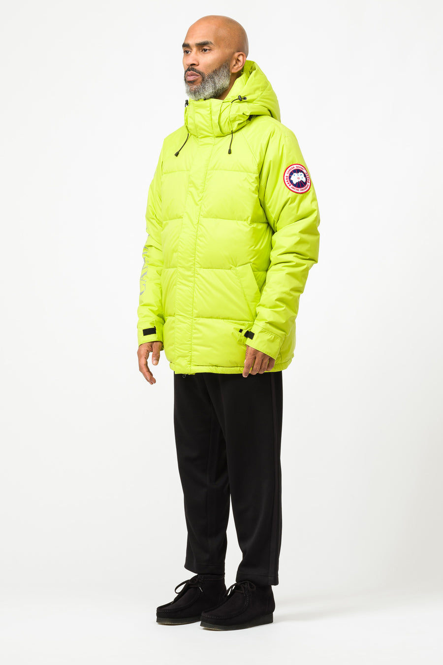 Canada Goose Approach Jacket in Aurora Green - Notre