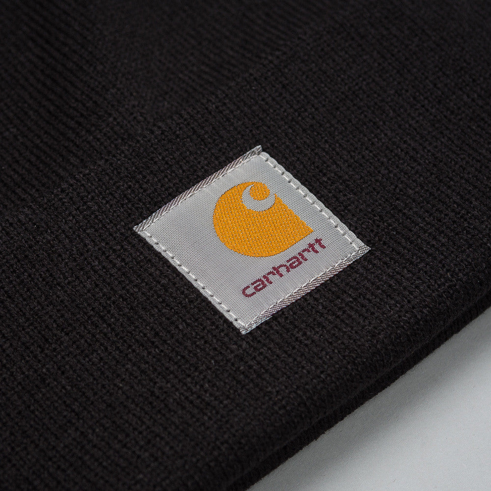 Carhartt WIP - Short Watch Hat in Black - Notre - 1
