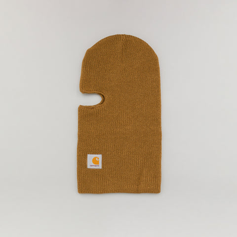 Carhartt WIP Storm Mask in Hamilton Brown - Notre