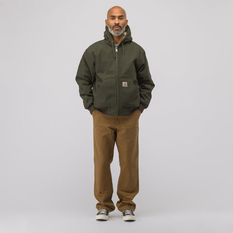 Carhartt WIP Active Pile Jacket in Cyprus - Notre