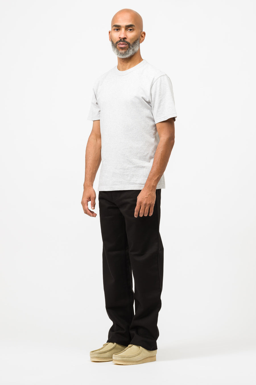 Carhartt WIP Smith Pant Jasper Twill in Black - Notre