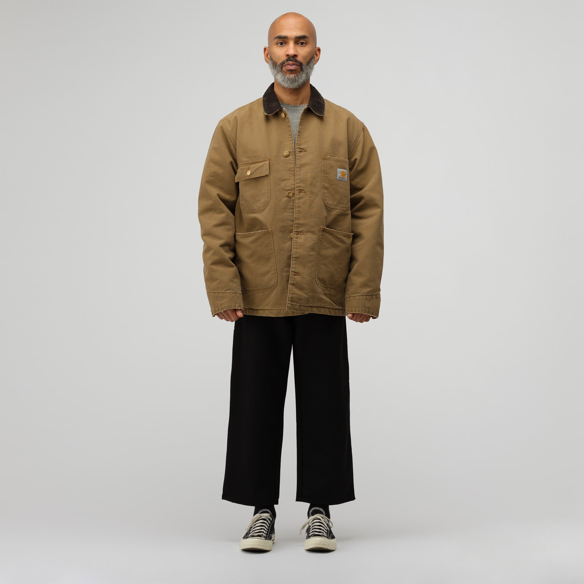 OG Chore Coat in Hamilton Brown