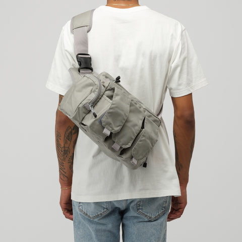 Cav Empt Array Shoulder Bag 1 in Grey - Notre