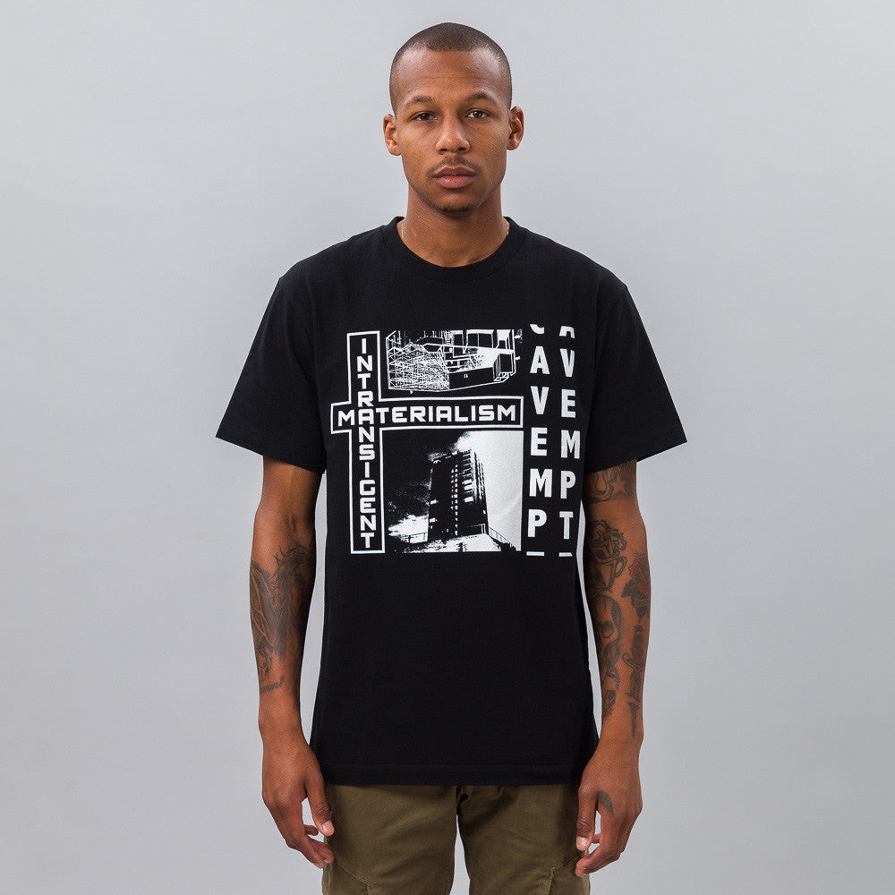 Cav Empt Avempt T-Shirt in Black