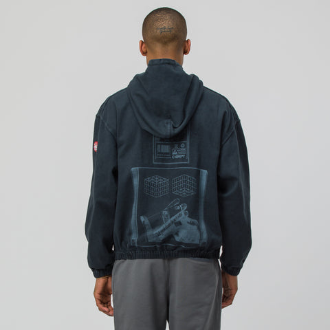 Cav Empt C-Empt Light Hoody in Black - Notre
