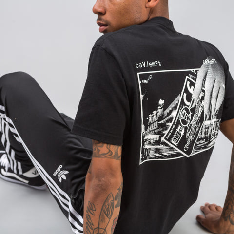 Cav Empt Card 2 Tee in Black - Notre
