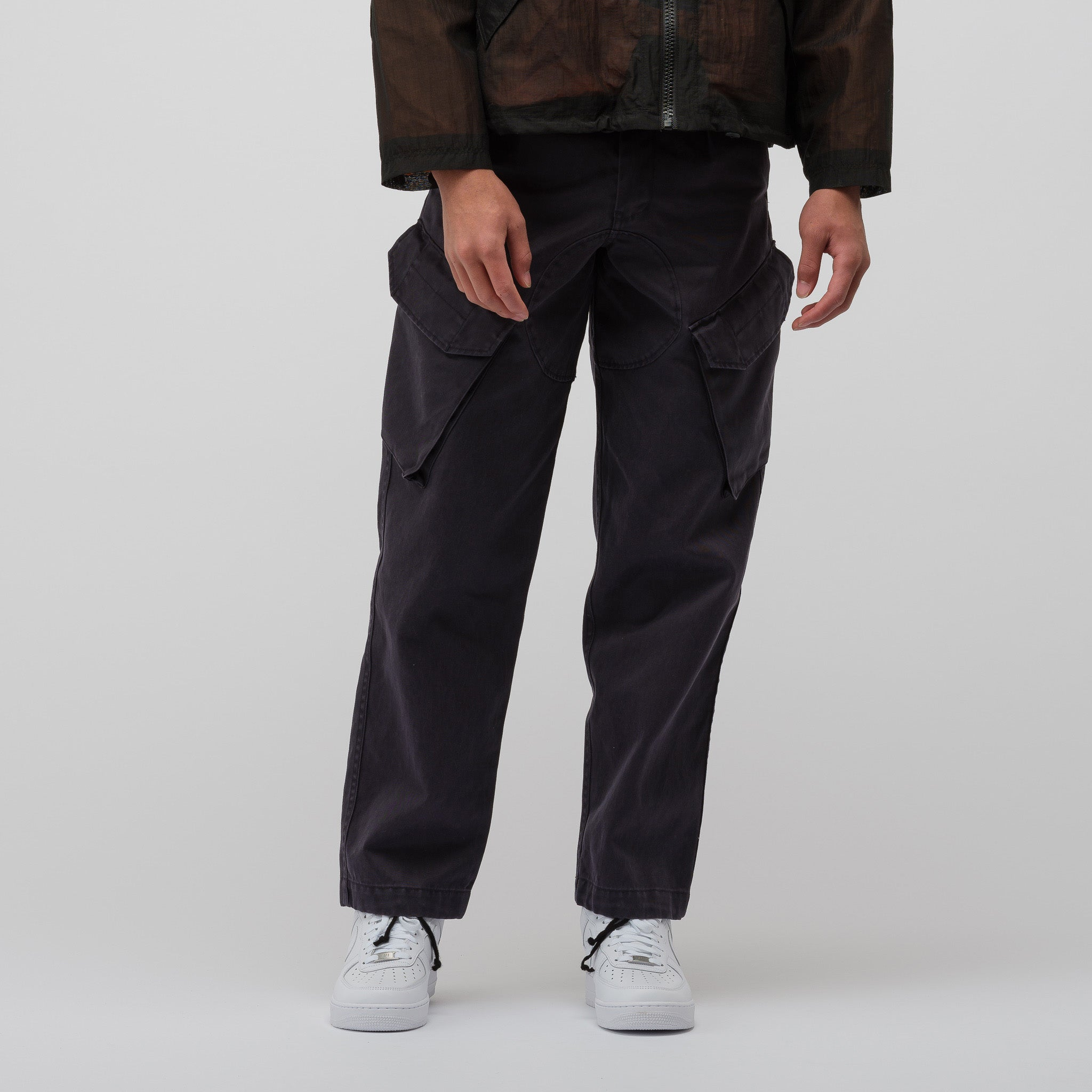 Combat Pants in Navy