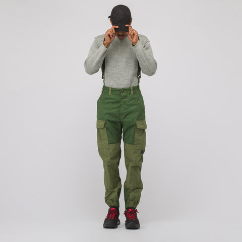 Cav Empt GRK Cargo Pant Light in Green - Notre