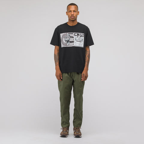 Cav Empt MD Design T-Shirt in Black - Notre