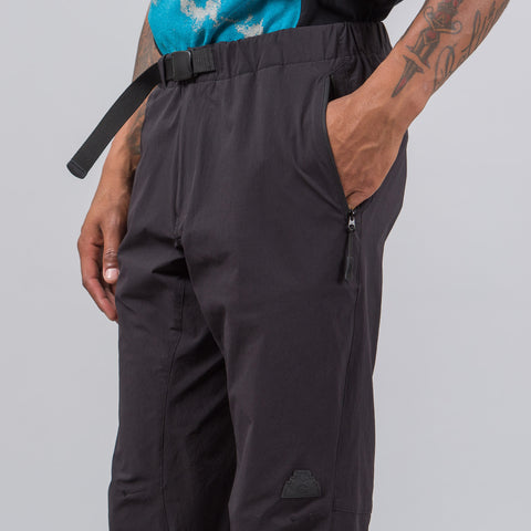 Cav Empt Mountain Pants in Stretch Black - Notre