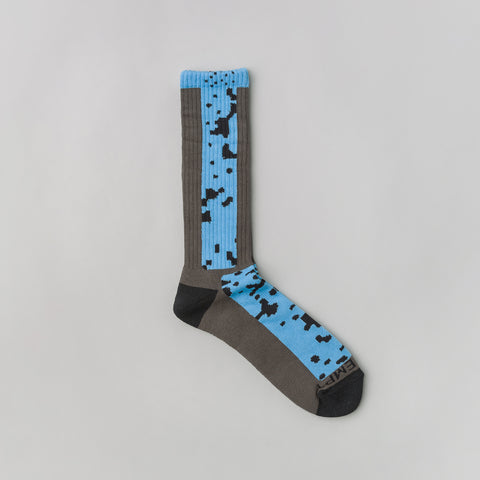 Cav Empt Socks in Charcoal - Notre