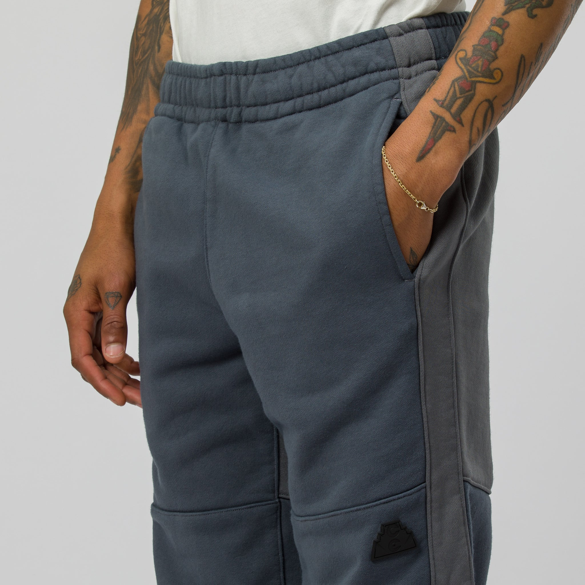 53d03b35f2 Cav Empt P/C Sweat Jog Pants in Grey | Notre