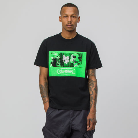 Cav Empt Projected T-Shirt in Black - Notre