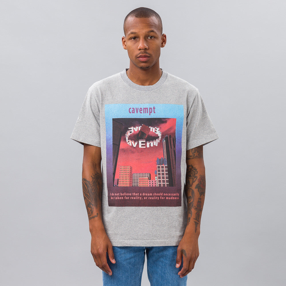 Cav Empt S Card T-Shirt